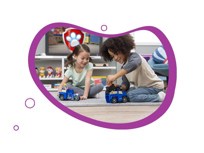 Kup dowolne zabawki Spin Master i oszczędź 15, 30 lub nawet 50%