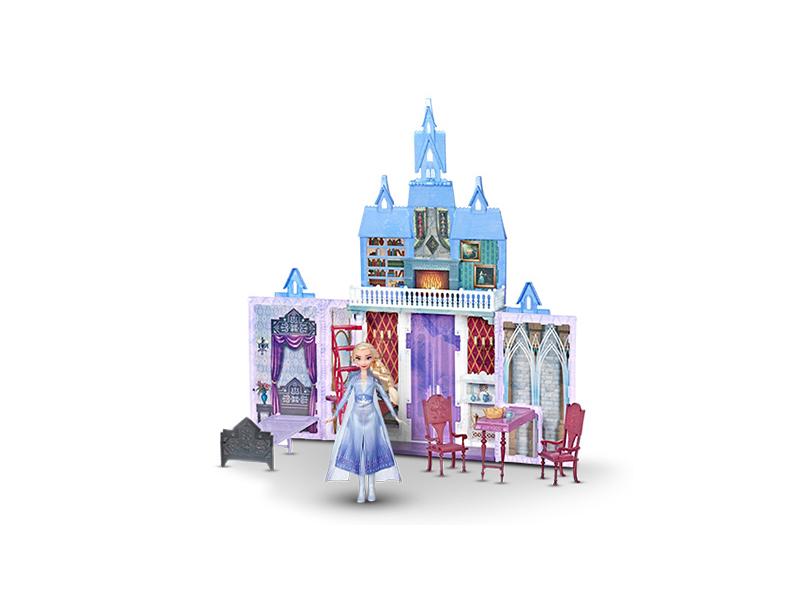Zamów niesamowity Zamek Arendelle i odbierz Elsę w prezencie