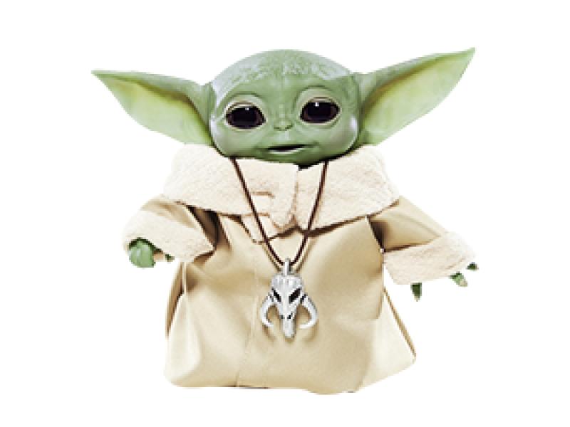 Interaktywna figurka The Child w przedsprzedaży z darmową dostawą