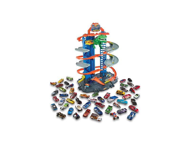 Zamów zabawki Hot Wheels za min. 149 zł i zgarnij na nie aż 20% rabatu