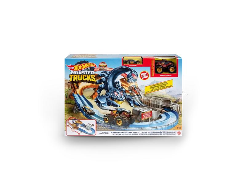 Zamów Monster Trucks Tor Skorpion teraz z darmową dostawą