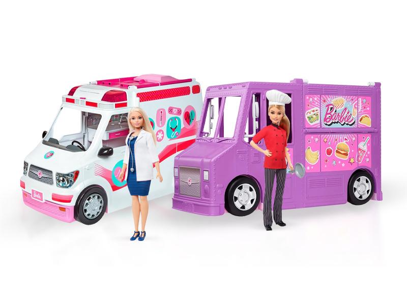 Zamów food truck lub kartkę i odbierz kucharkę lub lekarkę gratis