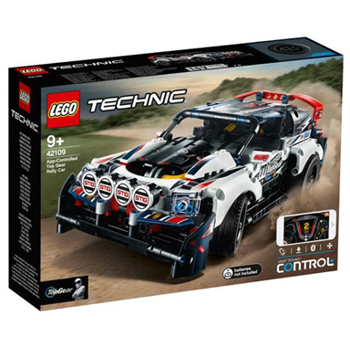 LEGO Technic Auto wyścigowe Top Gear