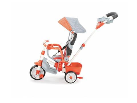 Rowerek trójkołowy Little Tikes Ride & Relax 5-in-1 Trike