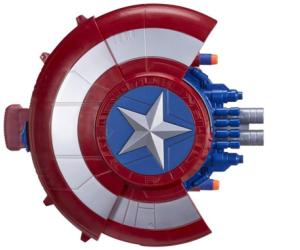 Hasbro Avengers Kapitan Ameryka Tarcza z wyrzutnią