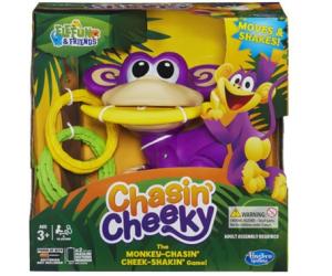 Gra dla małych dzieci Hasbro Chasin Cheeky