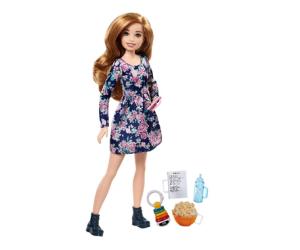Barbie Skipper Opiekunka dziecięca