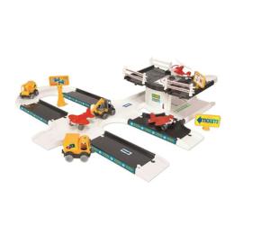Wader Kid Cars 3d - Baza lotnicza