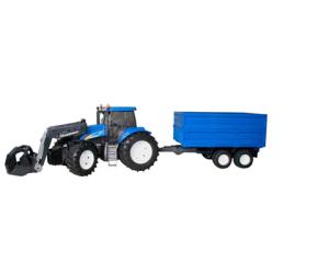Bruder Traktor New Holland TG 285