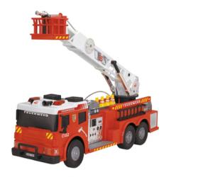 Dickie Toys SOS Straż pożarna na kabel Fire Rescue