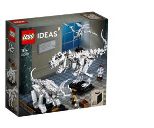 LEGO® Ideas Szkielety dinozaurów