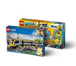 Złap 20% rabatu na dowolne zestawy LEGO® – idealny prezent dla dziecka