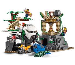 News Czas na przygodę w dżungli z klockami LEGO® City