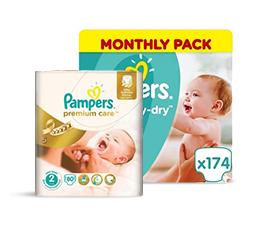 News Teraz produkty Pampers z darmową dostawą
