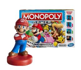 News Wejdź do świata Nintendo z grą Monopoly Gamer