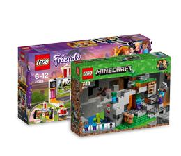 News Teraz drugi zestaw LEGO® -50%