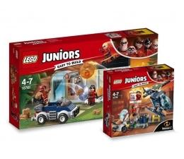 News Zamów zestawy LEGO® Juniors Iniemamocni 2 z darmową dostawą