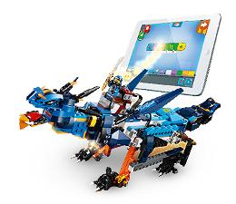 News Wybierz LEGO® BOOST i ożyw smoka 20% taniej