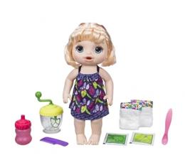 News Zapewnij dziecku rozwijającą zabawę z lalkami Baby Alive Słodka Przekąska