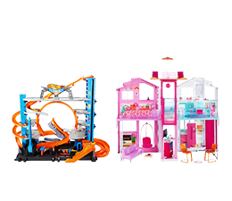News Zamów domki Barbie i tory Hot Wheels z dodatkami w obniżonych cenach