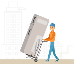 News Zamów sprzęt AGD z dostawą i wniesieniem na każde piętro za darmo