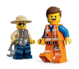 News Zamów klocki LEGO® City i LEGO® Movie 2 z rabatem 20 zł