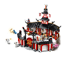 News Tylko do końca tygodnia LEGO® NINJAGO® z rabatem 20%