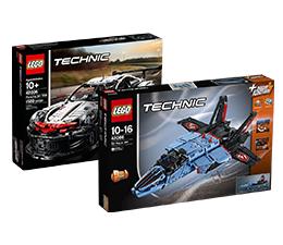News Klocki LEGO® dla Taty z pasją. Teraz z dostawą za 0 zł
