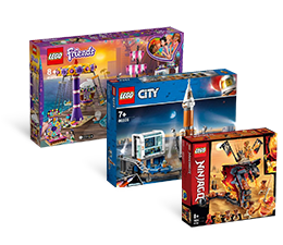 News Odkryj premierowe zestawy LEGO®