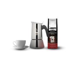Kultowe kawiarki Bialetti z kawą gratis