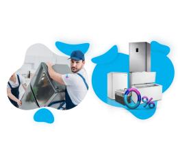 Zamów sprzęt z dodatkowymi usługami za pół ceny i opcją wyboru rat 0%