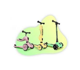 Aktywne wakacje na hulajnodze Scoot & Ride