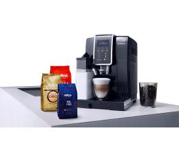Zamów ekspres DeLonghi i odbierz do 3 kg kawy Lavazza