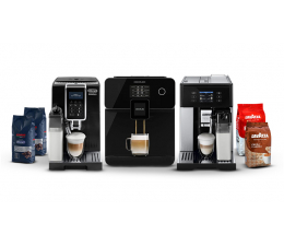 Zamów ekspres i odbierz 2 kg kawy w prezencie