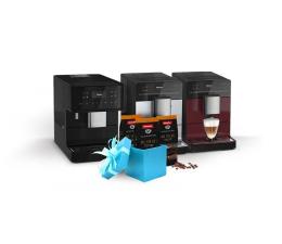 Zamów wyjątkowy ekspres Miele z kawą w prezencie