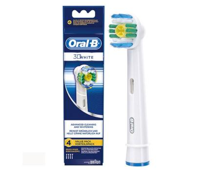 Oral-B Насадки 3D White EB 18-4 3+1-164269 - Фото 2