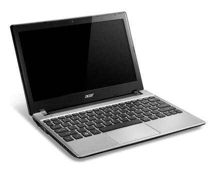 Acer AO756 P987M/8GB/500/7HP64X srebrny+ETUI-125196 - Zdjęcie 5