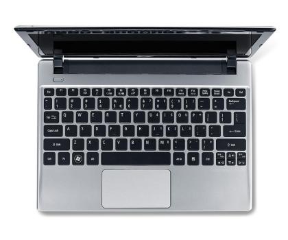 Acer AO756 P987M/8GB/500/7HP64X srebrny+ETUI-125196 - Zdjęcie 2