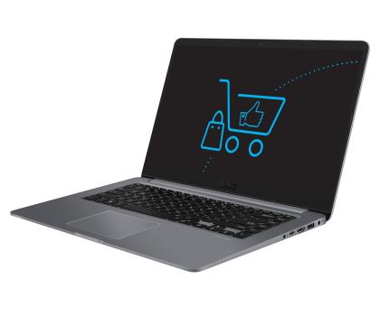ASUS VivoBook S15 S510UN-8 i5-8250U/8GB/256+1TB MX150-395859 - Zdjęcie 2