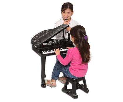 Bontempi STAR Fortepian elektroniczny, mikrofon i stołek-416273 - Zdjęcie 3