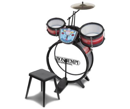 Bontempi STAR - Perkusja 4 el. z elektronicznym pulpitem-415423 - Zdjęcie 1