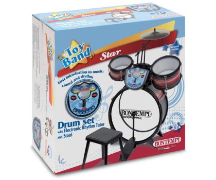 Bontempi STAR - Perkusja 4 el. z elektronicznym pulpitem-415423 - Zdjęcie 6