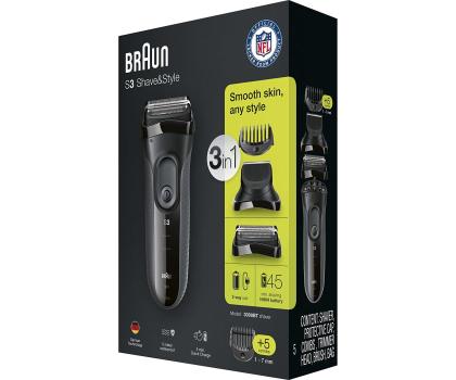 Braun Series 3 Shave&Style 3000BT 3 w 1-354912 - Zdjęcie 4