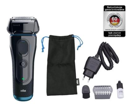 Braun Series 5 5040 Wet&Dry-126070 - Zdjęcie 1