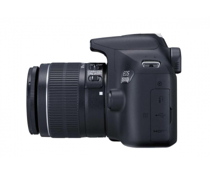 Canon EOS 1300D czarny + 18-55 IS II-367657 - Zdjęcie 4