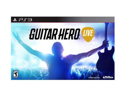 CD Projekt GuitarHeroLive+gitara-316498 - Zdjęcie 1