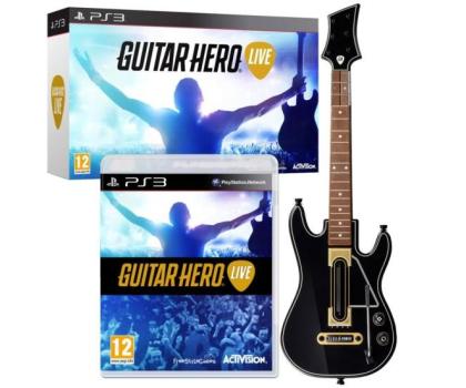 CD Projekt GuitarHeroLive+gitara-316498 - Zdjęcie 3