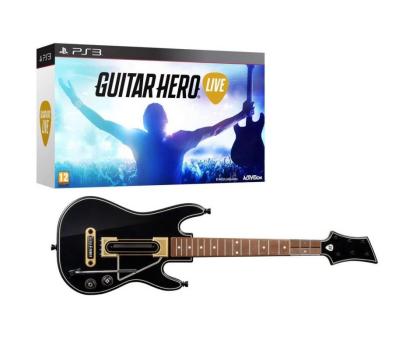 CD Projekt GuitarHeroLive+gitara-316498 - Zdjęcie 2