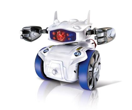 Clementoni Cyber Robot interaktywny-323096 - Zdjęcie 1