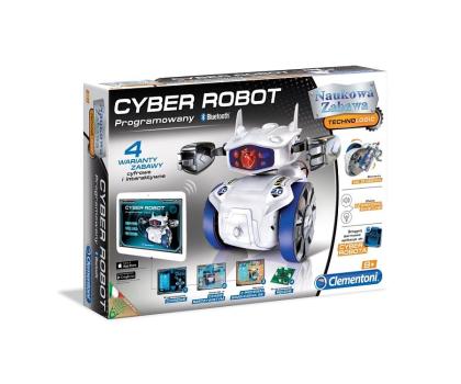 Clementoni Cyber Robot interaktywny-323096 - Zdjęcie 3